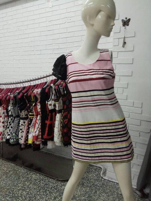 RoLa059白色M洋裝
