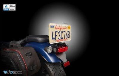 【R.S MOTO】HONDA REBEL500 REBEL 500 後車牌架組 DMV