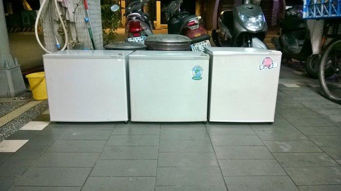 TATUNG 大同單門冰箱(50公升)/小冰箱/套房最愛