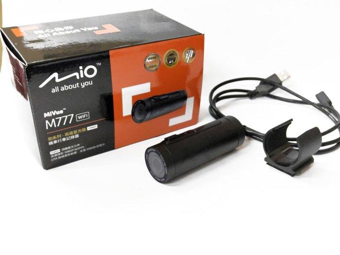 MIO MiVue M777 【送16G+快拆固定座】starvis/60fps 頂級 機車行車記錄器