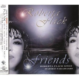 Roberta Flack Friends 蘿貝塔弗萊克 朋友抒情專輯