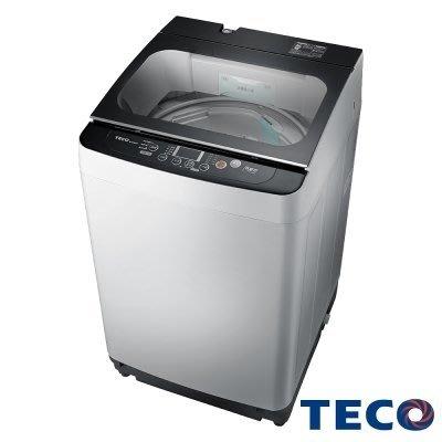 【電達人】TECO東元 10公斤 智慧洗衣機 新款W1039FW