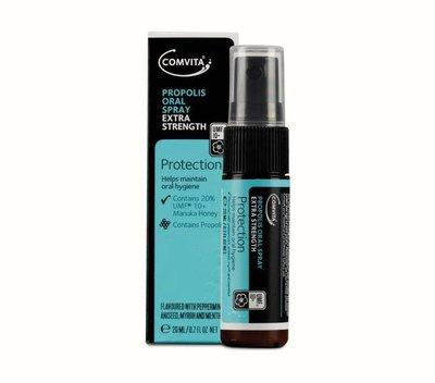 Comvita 康維他 UMF10+ 20% 麥盧卡蜂蜜/蜂膠口腔噴劑 20ml PROPOLIS SPRAY 液體噴霧