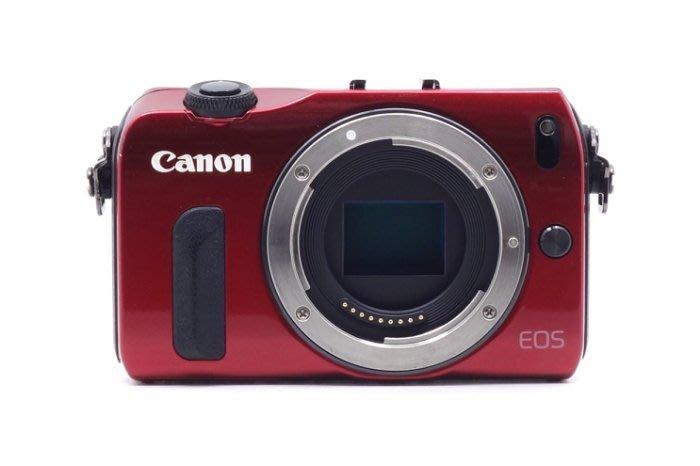 【台中青蘋果】Canon EOS M 單機身 二手 APS-C 單眼相機 #33346