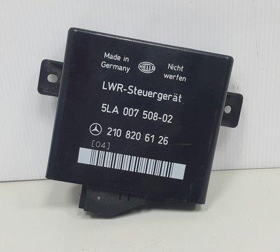 BENZ W210 1996-1999 大燈水平電腦 HID穩壓器 大燈控制器 (燈泡高低調整用) 2108206126