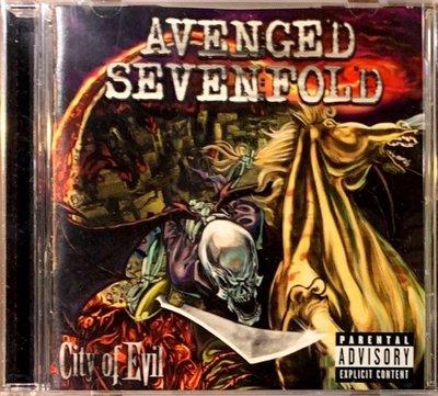 【搖滾帝國】美國重金屬(Heavy Metal)樂團 AVENGED SEVENFOLD -City Of Evil