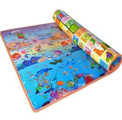 爬行墊-2cm3泡沫地墊防潮爬爬墊遊戲毯拼接家用 小時代 603-347XSDD3966