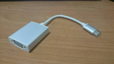 可用於 宏碁 Acer Switch Alpha 12 的 USB type C to VGA 轉接線 新北市