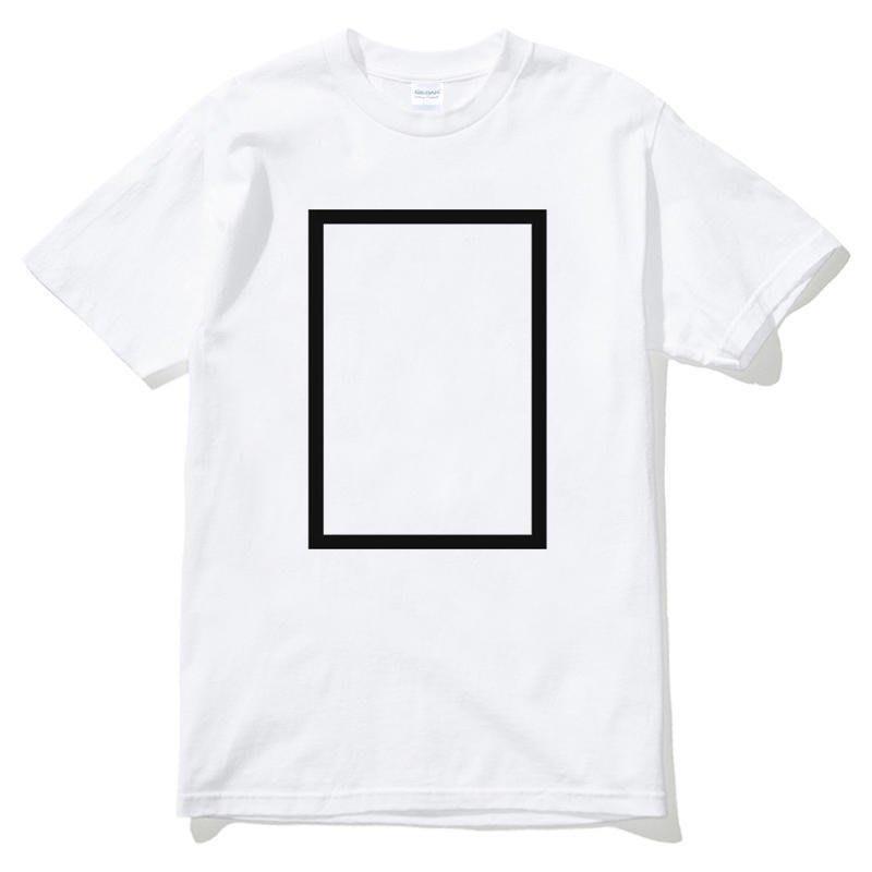 The 1975 Rectangle 短袖T恤 2色 英國獨立流行音樂流行電音另類搖滾