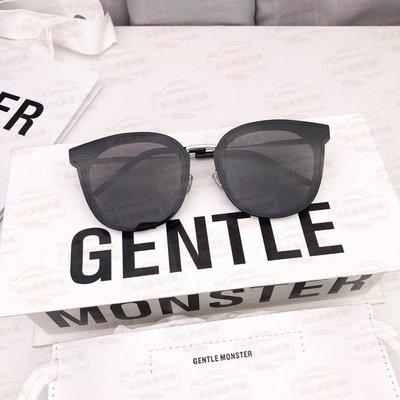【菲比代購&歐美精品代購專家】GENTLE MONSTER MAMABU系列 流暢輪廓 矩形組合鏡框 時尚太陽眼鏡 01