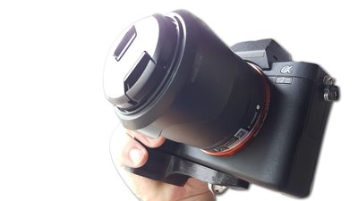 Sony相機握把延長器 適用A7III A7RIII A73 A7R3 A9 使用同GP-X1EM手把