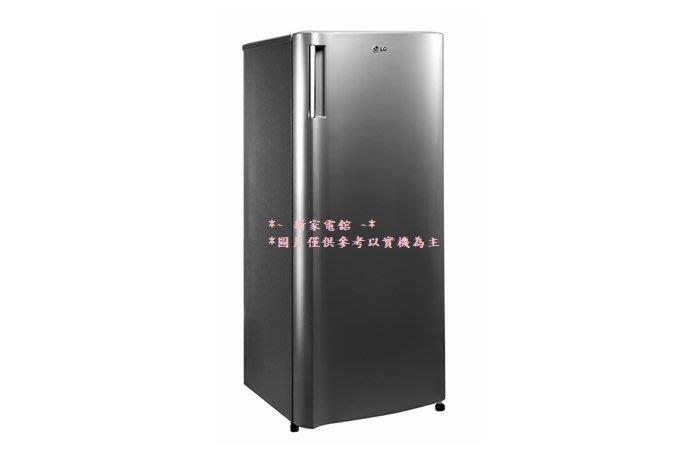 *~新家電錧~*【 LG 樂金】 [ GN-Y200SV ]  一級能效系列191L 單門冰箱【實體店面】