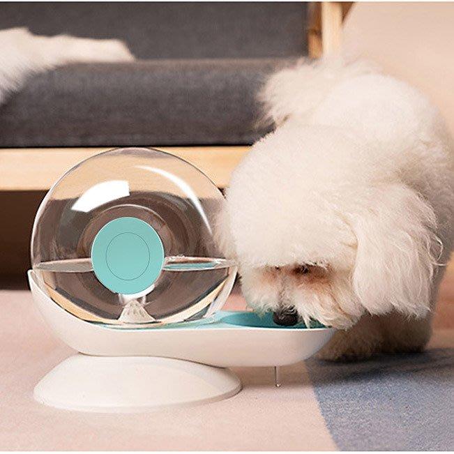 促銷 餵食器 喂水神器 餵水神器 寵物自動飲水機 蝸牛飲水器 自動進水 水碗 水盆 自動續水不插電