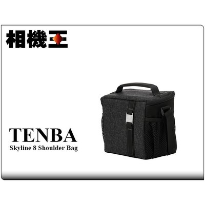 ☆相機王☆Tenba Skyline 8 Shoulder Bag 側背包 相機包 黑色 (4)
