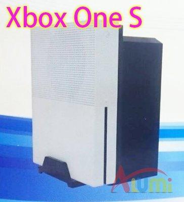 XBox One S 主機直立架【專用直立架 遊戲放置架12片 雙 手把充電座 560元】阿嚕咪3C電玩