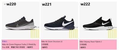 [五星上將] NIKE跑步鞋系列-2   [女鞋](勿下標)(請一定要看商品描述)