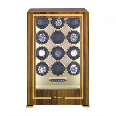 東暉代理 Rapport Paramount 12 英國瑞伯特手錶自動上鍊盒 收藏櫃 旋轉盒 搖錶器