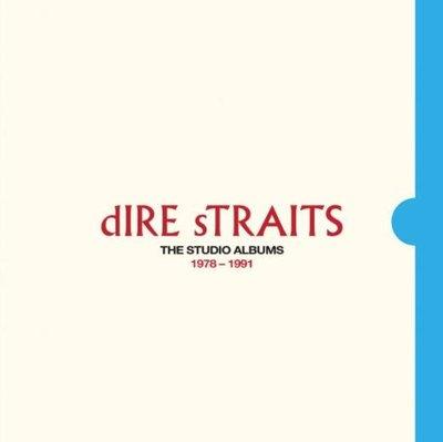 黑膠唱片Dire Straits / The Studio Albums 1978 - 1991 8LP vinyl