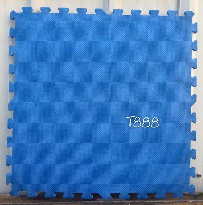 [T88]EVA運動墊60*60*1cm 組合墊 拼裝墊 安全墊 組合墊 巧拼墊 柔道墊