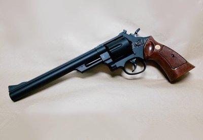 """台南 武星級 UHC 8吋左輪手槍空氣槍(BB槍BB彈玩具槍城市獵人M29左輪8""""PYTHON M357 M586"""