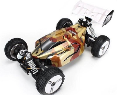 大千遙控模型 1/8 Electric 4WD Buggy RTR 2650kv - 560012