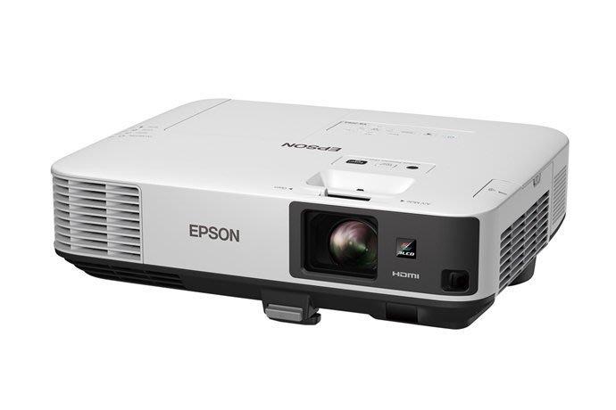 高傳真音響【EPSON EB-2065】新世代商務專業投影機│教學.會議.簡報【5500流明】