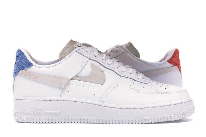 【美國鞋校】預購 NIKE Air Force 1 LX Vandalised White (W)898889-103