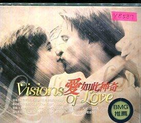 *還有唱片行* VISIONS OF LOVE 二手 Y8587