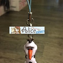 ☆愛莉詩☆日本入荷✈️雪寶人偶吊飾鑰匙圈身體可移動~現貨現量