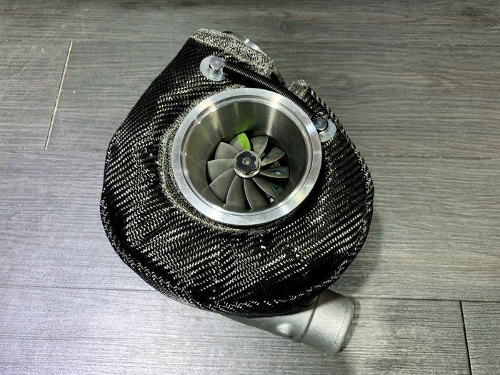 ☆光速改裝精品☆T3 TD06 排龜 渦輪隔熱罩 包覆帶