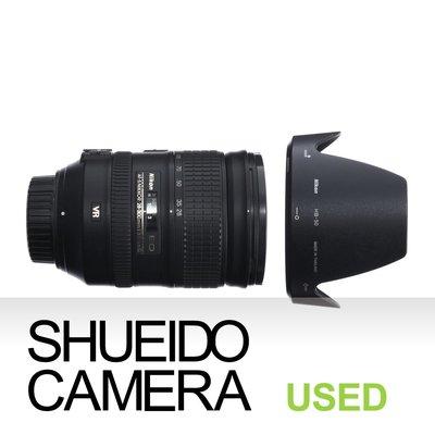 集英堂写真機【3個月保固】極上品 NIKON AF-S 28-300mm F3.5-5.6 G VR  鏡頭 12627