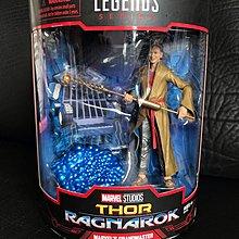 全新未開 Marvel Legends SDCC 2019 Thor Ragnarok Grandmaster 6吋 Figure