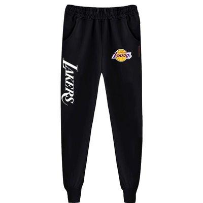 🏀黑曼巴Kobe Bryant科比運動籃球長褲🏀NBA球衣湖人隊Adidas愛迪達健身訓練慢跑縮口純棉褲子男女裝24