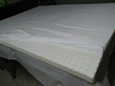 工廠直營-伊若寢飾-頂級天然乳膠床墊,雙人床乳膠墊,MADE IN TAIWAN (150x188台尺x5公分)展示專頁