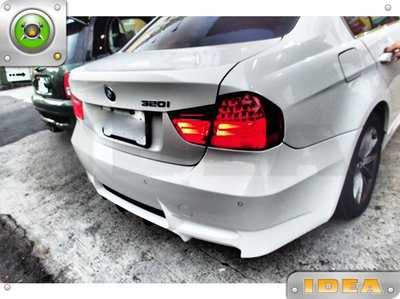 DJD20102441 BMW E90 09 M3 後保桿