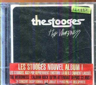 *還有唱片三館* THE STOOGES / THE WEIRDNESS 全新 ZZ0492 (殼破)