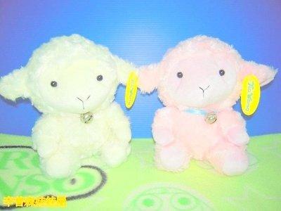 【辛普森娃娃屋】七彩玫瑰羊米色+粉色