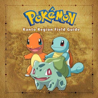 【布魯樂】《2月預購中》[美版書籍]《寶可夢》 關都地區場攻略Pokémon Kanto Region