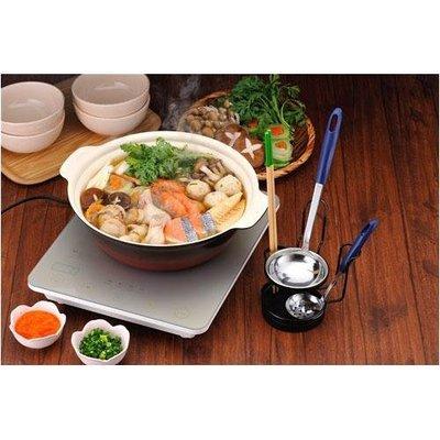 ˙TOMATO生活雜鋪˙日本空運直送雜貨人氣鐵製鍋物兩段式雙層湯匙餐具放置架(預購)