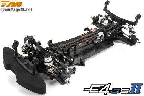 大千遙控模型   精凌TM 競速電動房車E4 JSII KIT 套件版TM 507003