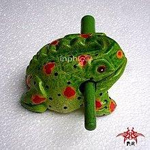 INPHIC-招財蛙 木雕招財蛙鎮宅木雕工藝品擺設品、1號