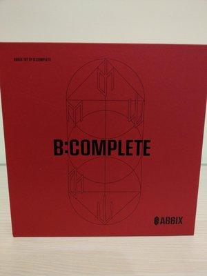 AB6IX B:COMPLETE專輯 韓專 S版(已拆封未使用)