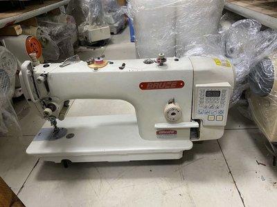 縫紉機二手電腦平車工業縫紉機家用平車電腦直驅一體平縫機厚薄通用靜音