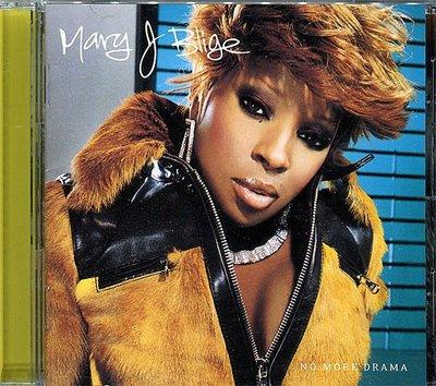 【塵封音樂盒】瑪麗布萊姬 Mary J. Blige - 反璞歸真 No More Drama