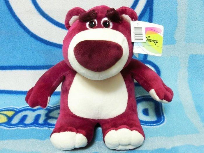 迪士尼 玩偶 玩具總動員 熊抱哥 高23公分 全新附吊牌