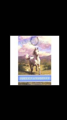 Sweet Charity (Horseshoe Trilogies #3)兒童英文小說(可台中面交)