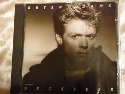Bryan Adams 布萊恩亞當斯 Reckless 西德版