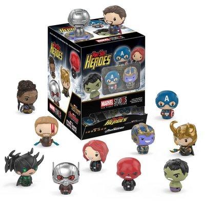 【W先生】FUNKO POP Pint Size Heroes 方頭公仔 Marvel 漫威10周年 抽抽包 隨機出貨