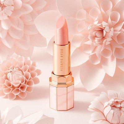 [免稅店代購] DEAR DAHLIA 粉色限量滋養變色潤唇膏 護唇膏 PARADISE BLOOMING BALM