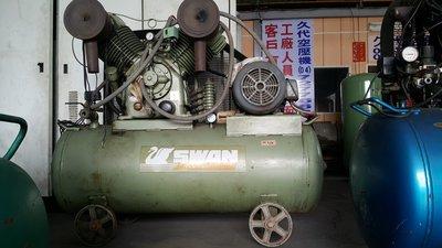 天鵝-20HP 活塞式空壓機